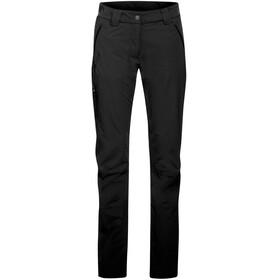 Maier Sports Norit - Pantalones de Trekking Mujer - Long negro
